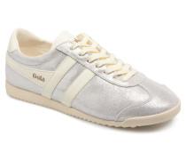 BULLET GLITTER Sneaker in silber