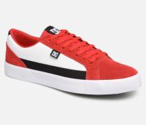 Lynnfield Red Sneaker in rot