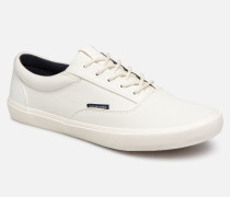 Jack & Jones Jfwvision Classic Mixed Sneaker in weiß