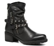Célia Stiefeletten & Boots in schwarz