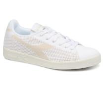 GAME WEAVE W Sneaker in weiß