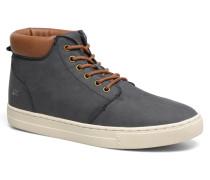 Byram Mid Sneaker in blau