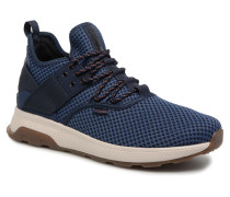 Axeon Lace M Sneaker in blau
