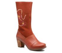 SALZBURG 1246 Stiefel in rot