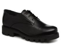 Cally Schnürschuhe in schwarz
