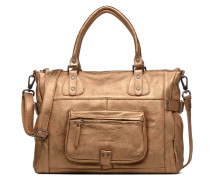 Camille collector Handtasche in goldinbronze