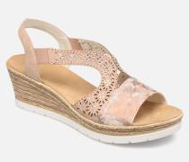 Edna 61916 Sandalen in rosa