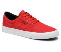 Cobalt Sneaker in rot