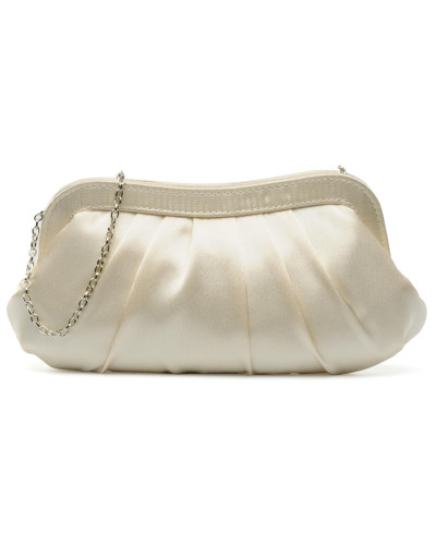 BUDAPEST Mini Bag in weiß