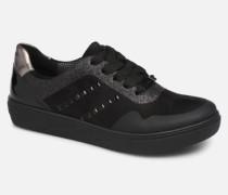 New York 14516 Sneaker in schwarz