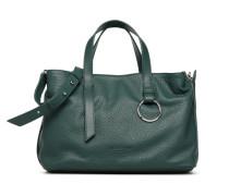 Satchel L Handtasche in grün