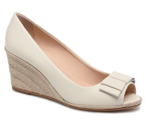 COSMOPARIS - Damen - Loena - Pumps - weiß 8Xd5D792M