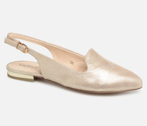 Dana Ballerinas in goldinbronze