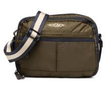 WORKING LINE POCKET BAG Handtasche in grün