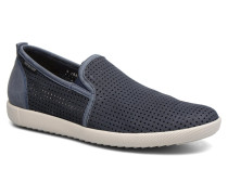 Ulrich Slipper in blau