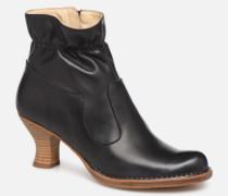 ROCOCO S678 Stiefeletten & Boots in schwarz