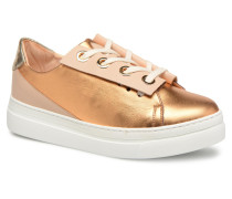 Past Circle Sneaker in goldinbronze