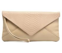 Pochette Lana Handtasche in beige