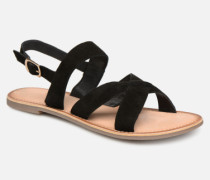 DIBA Sandalen in schwarz