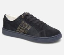SPARKLE SATIN ESSENTIAL SNEAKER Sneaker in blau
