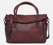 ALBITA LOVERTY Handtasche in weinrot