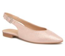 Marni sling Ballerinas in rosa