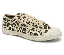 Panther Sneaker in beige