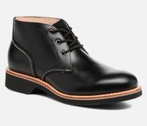 DUXBURY Chukka Lthrin000 Stiefeletten & Boots in schwarz