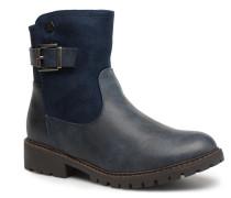 63870 Stiefeletten & Boots in blau
