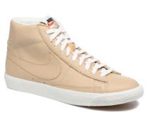Blazer mid prm Sneaker in beige