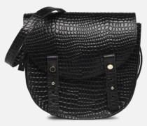 MINI LUNE Handtasche in schwarz