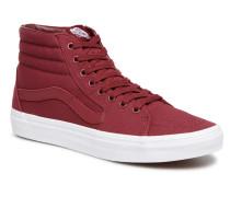 SK8 Hi M Sneaker in weinrot