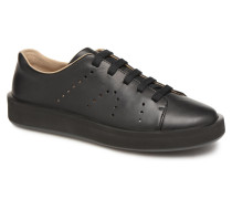 Courb M Sneaker in schwarz
