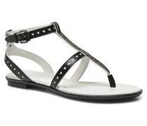 Tale Sandalen in schwarz