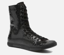 BasicinC Sneaker in schwarz