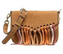 RAPTURE SMALL SHOULDER BAG Handtasche in beige