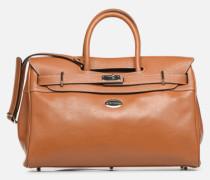 PYLABUNI S Handtasche in braun