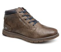 Mike Stiefeletten & Boots in braun