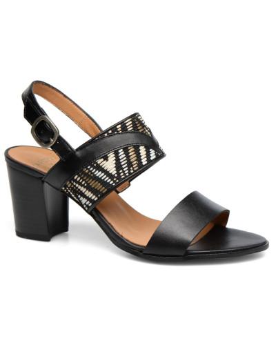 Pogo Sandalen in schwarz
