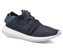 Tubular Viral W Sneaker in blau