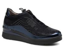 Cream 2 Metal Sneaker in blau