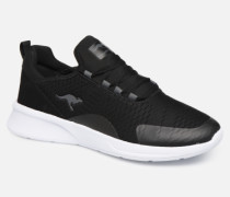 KFA Forward C Sneaker in schwarz