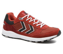 3S Sport Sneaker in rot