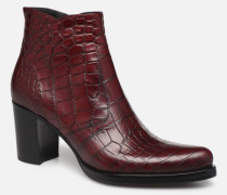 Paddy 7 Zip Boot Stiefeletten & Boots in weinrot
