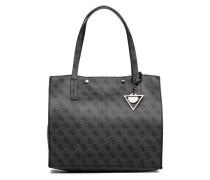 Kinley Carryall Handtasche in schwarz