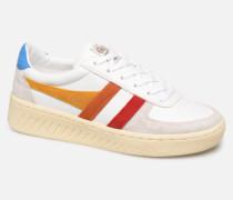 Grandslam Trident Sneaker in weiß