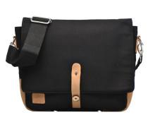 Messenger Herrentasche in schwarz