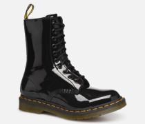 1490 W Stiefeletten & Boots in schwarz