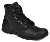 Pampa hi leather M Stiefeletten & Boots in schwarz