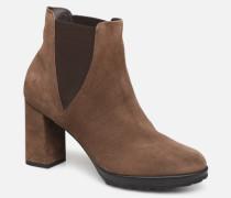 Syntoni 334 Stiefeletten & Boots in braun